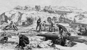 Mining in El Dorado County, California