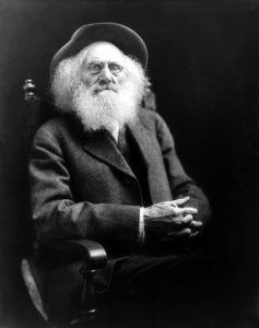 Ezra Meeker, 1921
