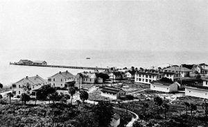 Fort Dade on Egmont Key, Florida 1918