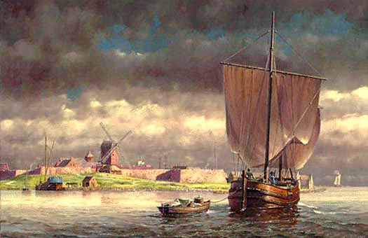 Dutch And Company >> The Dutch Colony of New Netherland – Legends of America