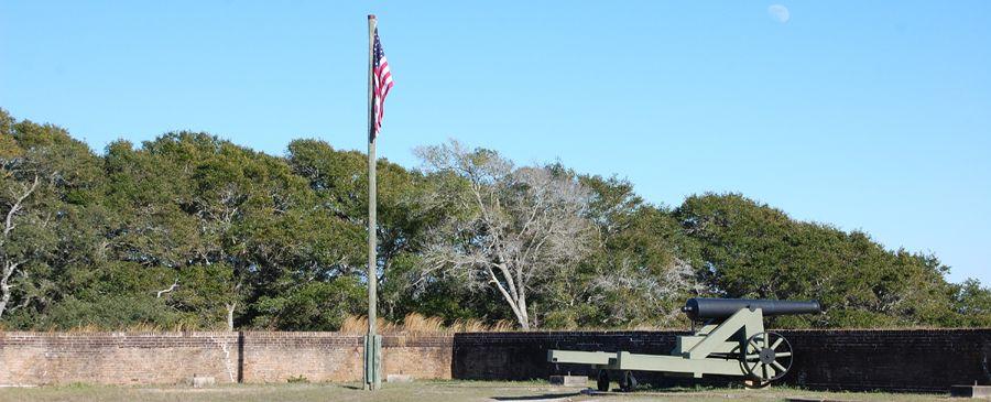 Fort Barrancas, Florida by Dave Alexander