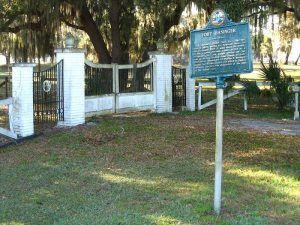 Fort Basinger, Florida Historic Marker