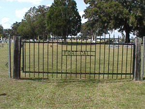 Fort Call, Florida Cemetery