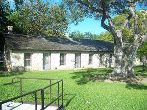 Fort Dallas in Lummus Park, Miami, Florida courtesy Wikipedia