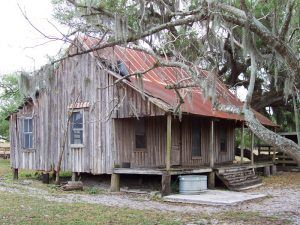 Fort Denaud, Florida Cabin, by Jim on Flickr