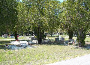 Fort Denaud, Florida Cemetery