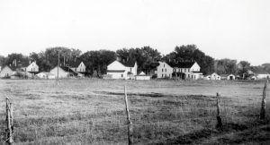 Fort Duchesne, Utah, 1934