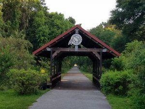 Fort Fraser Trail, Florida