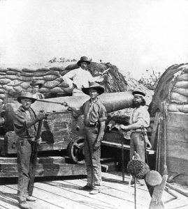 Fort McRee, Florida Troops
