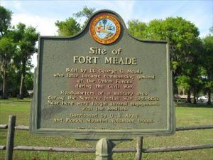 Fort Meade, Florida Historic Marker