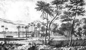 Fort Mellon, Florida 1837