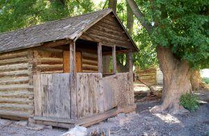 Harper, Utah Stagecoach Stop, courtesy Wikipedia