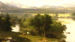 Historic Hudson River, New York
