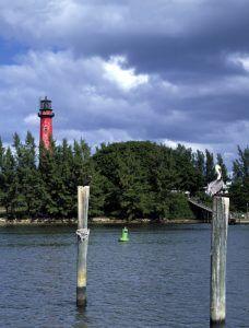 Jupiter Inlet Lighthouse, Florida by Carol Highsmith.