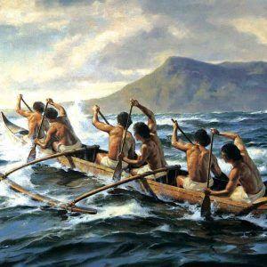 Kanaka People of Hawaii