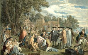 Lenape Treaty with William Penn