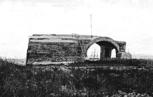 For Mcree ruins in 1910