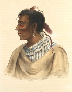 Me-Te-A, Pottawatomie Chief