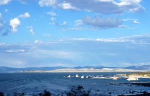 Mono Lake, California by Kathy Weiser-Alexander