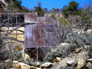 Mutual, Utah Mining Remnant by Kathy Weiser-Alexander