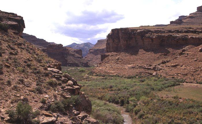 Nine Mile Canyon, Utah by the Bureau of Land Management