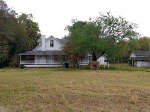 Pearce Lockett House, Fort Basinger, Florida by Black Doll Flickr