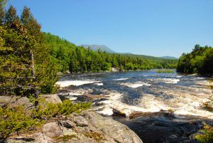 Penobscot River, courtesy Visit Maine