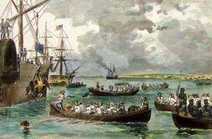 Pensacola Bay, Florida in the Civil War