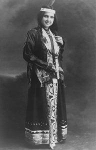 Potawatomi Woman, 1909