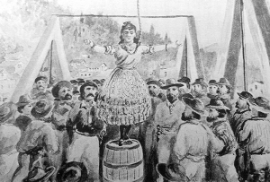 The Hanging of Pretty Juanita