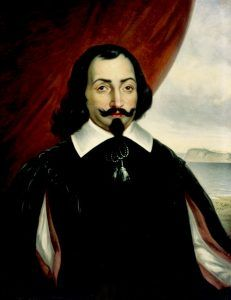 Samuel de Champlain, French explorer and trader