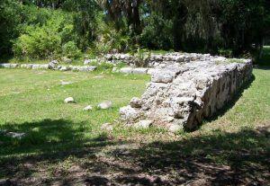 San Marcos de Apalache Ruins