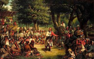 Seneca Chief Red jacket of the Iroquois league