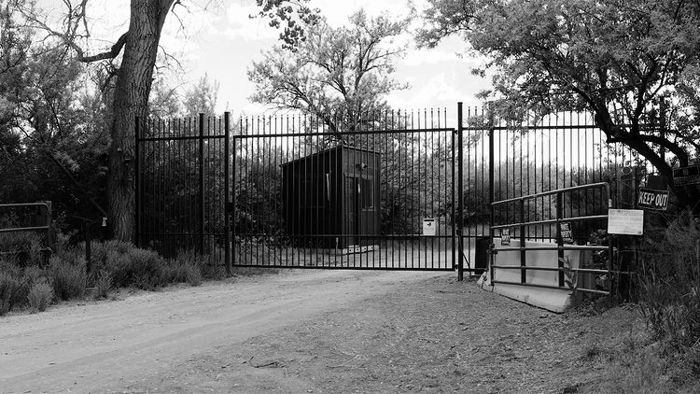The Skinwalker Ranch in Utah, is locked down and guarded
