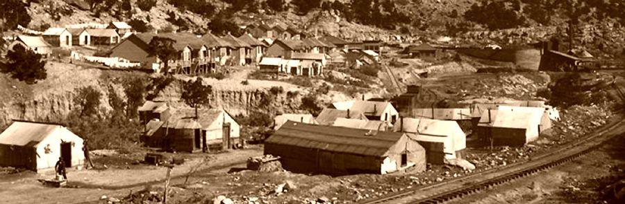 Standardville, Utah, by William Shipler, 1916