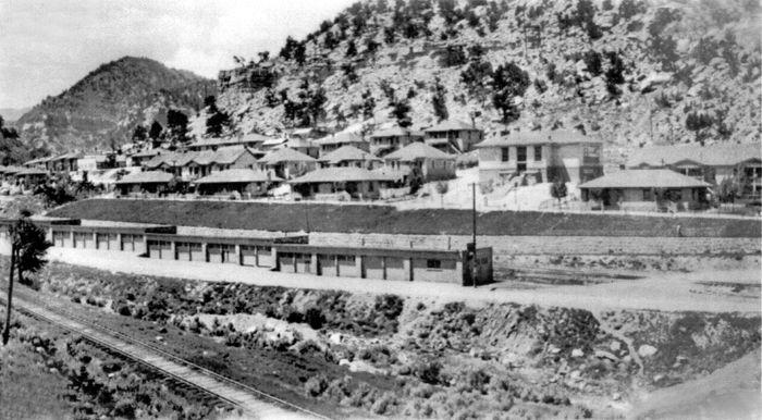 Standardville, Utah Model Town