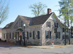 Stockade Historc District, Kingston, New York, courtesy Friend of Historic Kingston