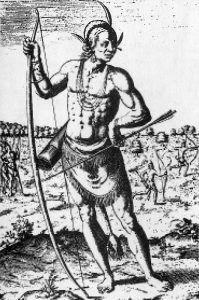 Susquehannock Warrior