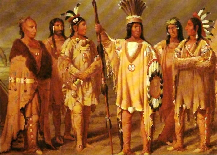 Wyandot Warriors