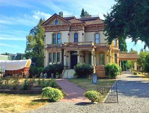 Meeker Mansion in Puyallup, Washington today