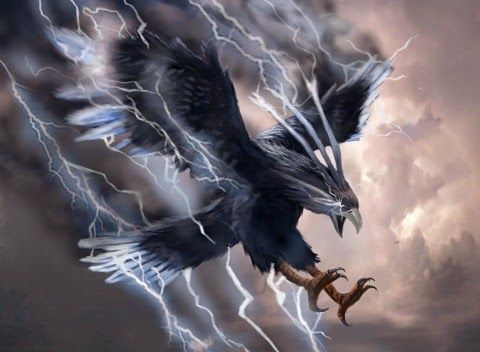 The Thunderbird of Native Americans – Legends of America