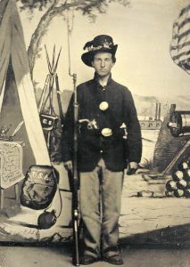 Missouri Soldier by Enoch Long