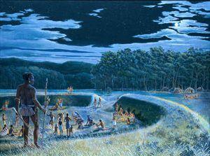 Adena Ritual Mounds