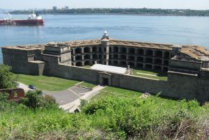 Battery Weed at Fort Wadsworth, New York