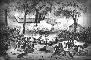 Battle at Carnifex Ferry, West Virginia