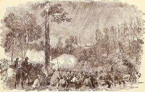 Battle of Corrick's Ford, West Virginia, 1861