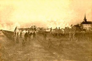 Battle of Kirksville, Missouri by A. D. Towne