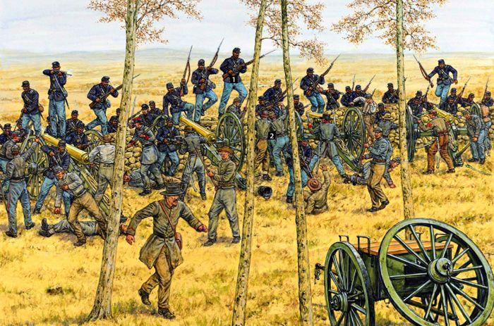 The Civil War in Alabama – Legends of America
