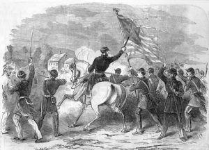 Battle of Hoke's Run, West Virginia, 1861