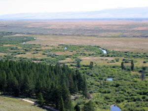 Bighole Battlefield, Montana by the National Park Service